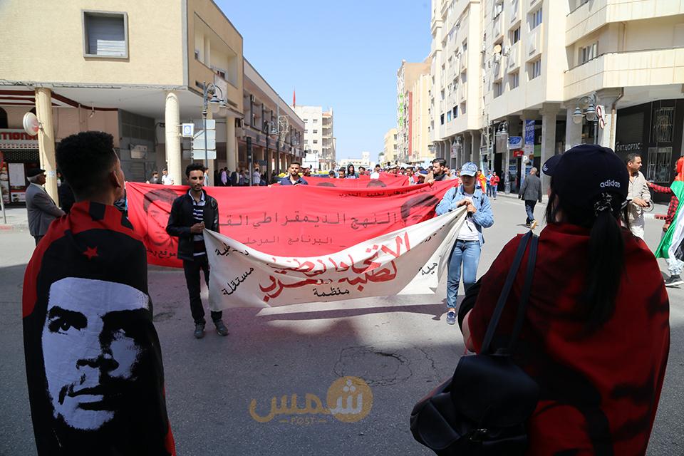 12الإتحاد المغربي للشغل
