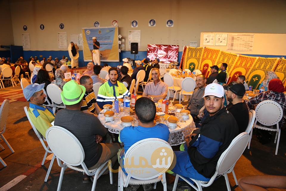 15إفطار جماعي لعمال سيطا بوجدة