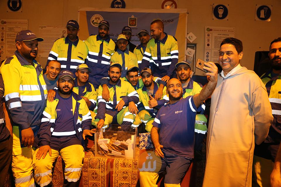 3إفطار جماعي لعمال سيطا بوجدة